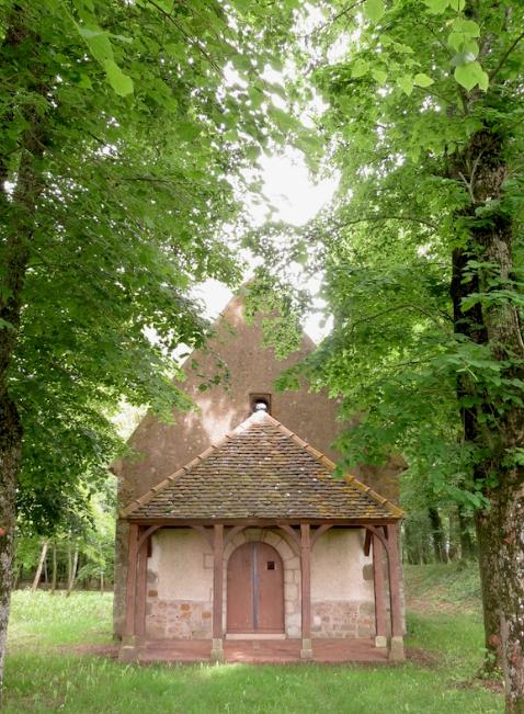 Chapelle de Champs-Rond, Village de Vinneuf, Les Amis du Patrimoine, Sauvergarde, pèlerinage