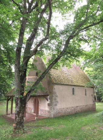 Chapelle de Champ-Rond, Vierge Marie, pèlerinage, Vinneuf, Yonne