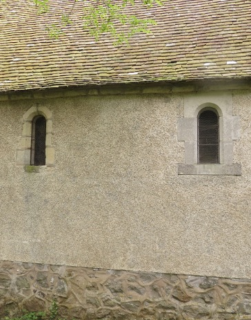 Fenêtres anciennes, Chapelles de Champ-Rond, Vinneuf, Les Amis du Patrimoine, Sauvegarde